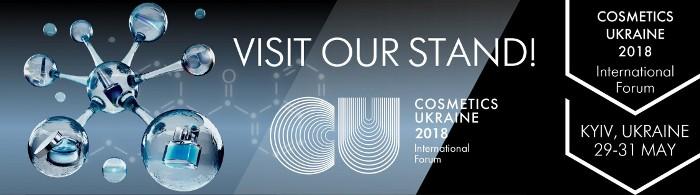 Международный форум Cosmetics Ukraine 2018